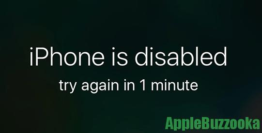 iPhoneパスコード解除や裏ワザや初期値
